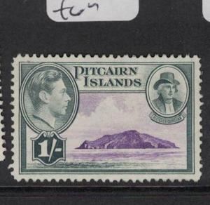 [SOLD] Pitcairn Island SG 7 MOG (8doq)