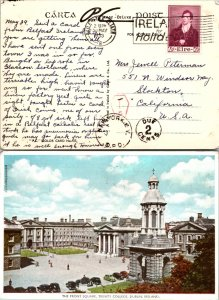 Ireland, Picture Postcards, Postage Due