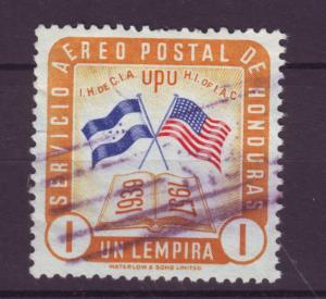 J8475 JL stamps 1958 honduras used #c286