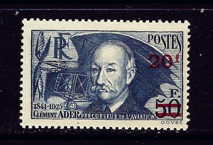 France 414 MNH 1941 issue