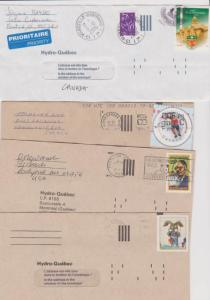 CANADA COVERS ODDITIES CENDERELLAS STAMPS LOT#C-198