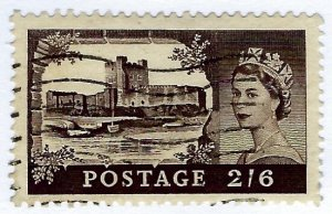 Great Britain SC#312 Used F-VF SCV$40.00...Worth a close look!!