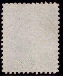 US Stamp #68 10c Washington USED SCV $55. Bright, Fresh.