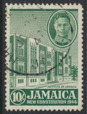 Jamaica SG 140     Used  SC# 135     see details