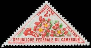 Cameroun - Scott J40 - Mint-Hinged