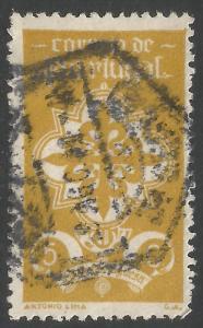 PORTUGAL 579 VFU X071