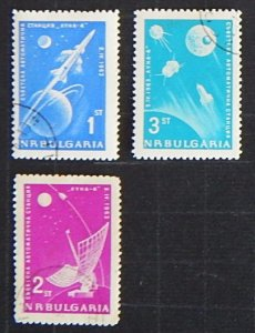 Space, 1963, (№1513-T)