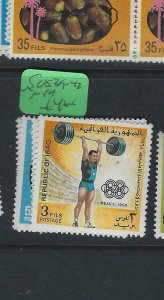 IRAQ   (P1202BB)  OLYMPICS    SG 839-842       MNH