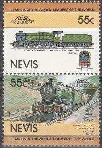 Nevis #198  MNH (K830)