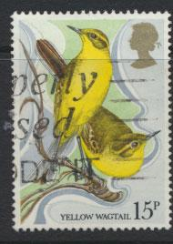 Great Britain SG 1112 - Used - Birds