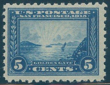 US Scott #403, Mint, FVF, Never Hinged