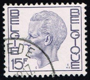 Belgium #769 King Baudouin; Used (0.25)
