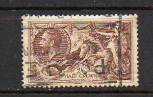 Great Britain #222 Used $25.00