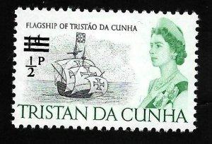 Tristan Du Cunha 1971 - MNH - Scott #141 *