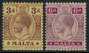 Malta #54,8*  CV $16.00