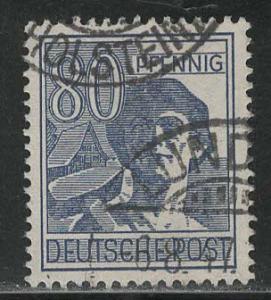 Germany AM Post Scott # 572, used