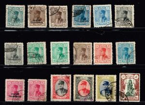 IRAN PERSIA STAMP COLLECTION LOT  #S2