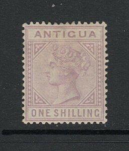 Antigua, Sc 17 (SG 30), MLH