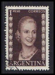 Argentina Used Very Fine ZA6366
