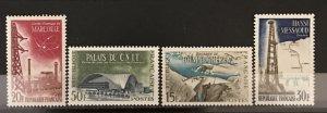 France 1959 #920-3, MNH, CV $1.75