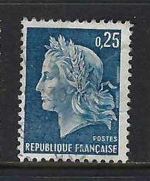 FRANCE 1197 VFU MARIANNE 1114F-1