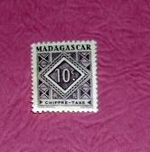 Madagascar - J31, MNH. SCV - $0.25