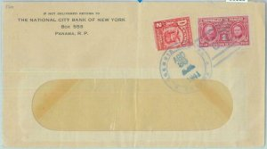 86089 -  PANAMA - POSTAL HISTORY -  COVER 1941 - Medicine NOBLE PRIZE Curie