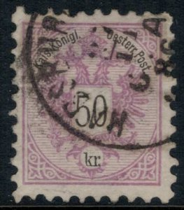 Austria #46  CV $80.00
