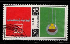 IRAQ Scott 643 Used  stamp
