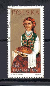 Poland 1428 used