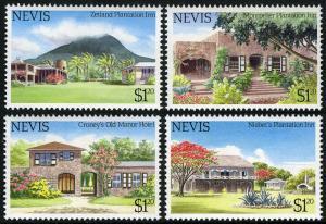 Nevis MNH 280-3 Tourism Scenes SCV 2.40
