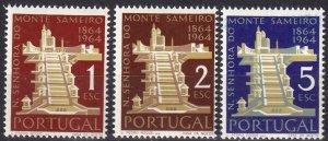 Portugal #928-30  MNH CV $4.25  (Z8016)