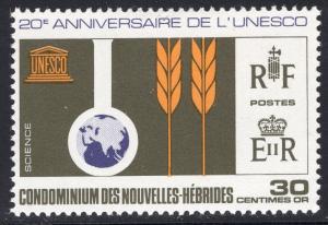 NEW HEBRIDES-FRENCH SCOTT 137
