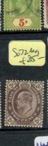 CAPE OF GOOD HOPE  (PP2208B)   KE  2D   SG 72     MOG