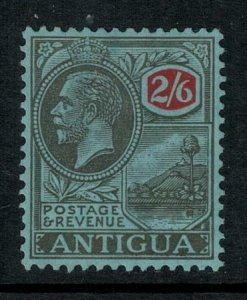 Antigua 1927 SC 55 LH CV $50
