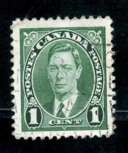Canada - SC #231 - used -1937 - Item C37