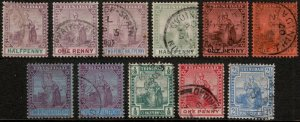 TRINIDAD - Small Mint & Used selection - a couple of faults, but generally G/VG