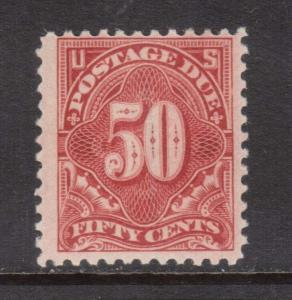 USA #J67 NH Mint **With Certificate**