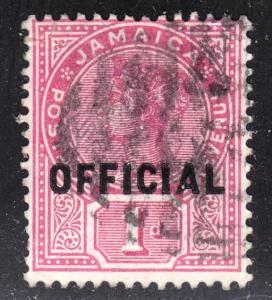 Jamaica Scott O3  Fine used.