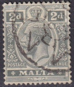 Malta #52 F-VF  Unused CV $8.25  (Z1649)