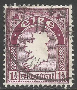 IRELAND 108 VFU Y658-5