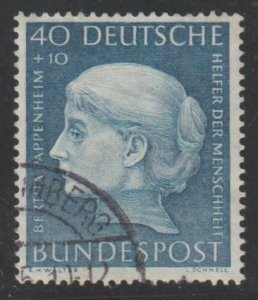 GERMANY Scott B341 VF Used