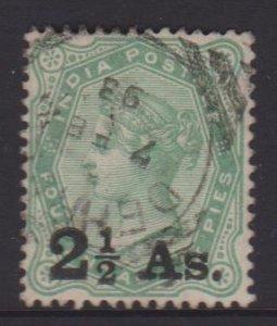 India Sc#47 Used
