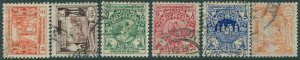 Burma 1949 SG103-145 Independence (6) FU