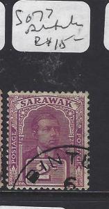 SARAWAK  (PP3010B)  2C BROOKE      SG 77  BINTULU      VFU