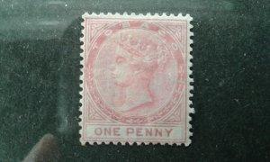 Tobago #1 unused no gum e204 8143
