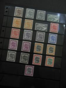 BRUNEI : Beautiful collection of all MOG & in Very Fine condition. SG Cat £214