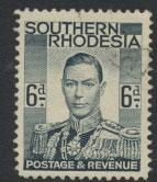 Southern Rhodesia SG 44  Fine Used