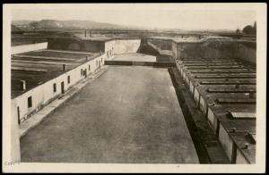 Germany KL Theresienstadt Concentration Camp  74823