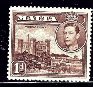 Malta 193 MH 1938 issue    (ap1622)
